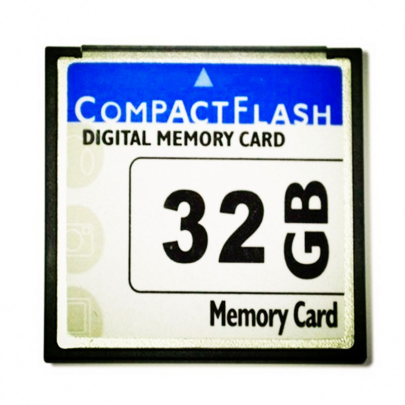 New High Speed Full Capacity 32G 32GB CF Memory Card Compact Flash CF 32 GB Card For Digital Cameras + Plastic box Free Shipping(China (Mainland))