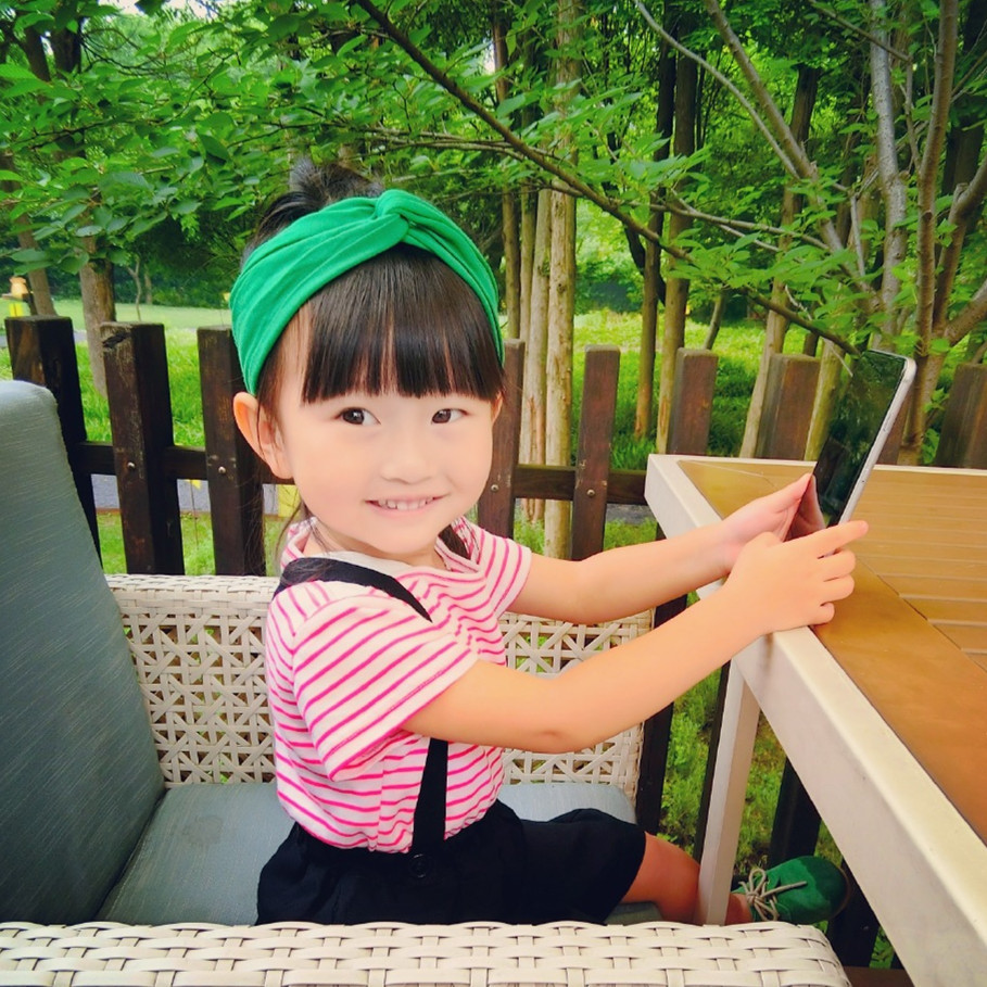 baby turban headband child twisted head wraps girl cute headband free shipping(China (Mainland))