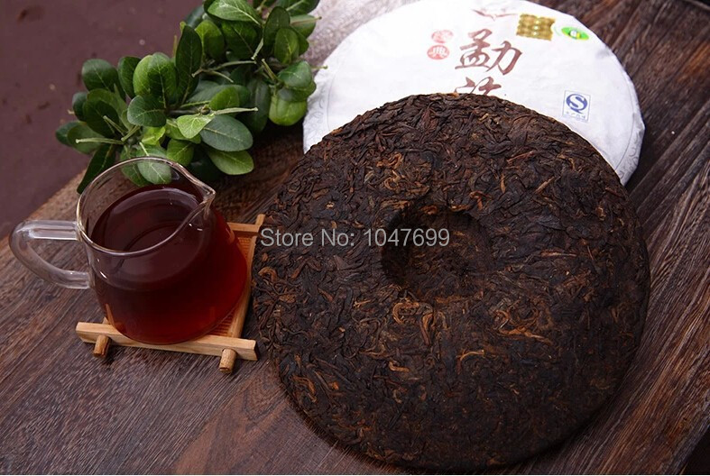 Free Delivery 1762 Classic pu er tea 357g Black puerh Slimming puer tea Green food Selling