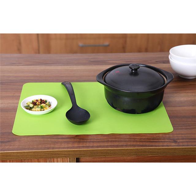 TTLIFE высокая термостойкость силиконовые грелку для индукционная плита изоляции горшок коврик для кухней санитарии