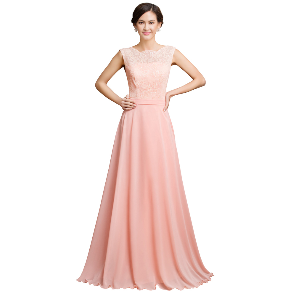 Lace vintage prom dresses