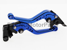 Buy Short Regular CNC Brake Clutch Levers Honda VFR800/F VF750S SABRE VFR750 VTR1000F / FIRESTORM CBF1000 X4 Blue for $21.84 in AliExpress store