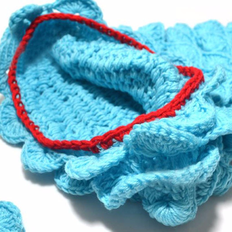 Newborn-Baby-Crochet-Mermaid-Tail-Photography-Props-Girl-Toddler-Mermaid-Costume-Outfits-Handmade-Cocoon-SG025 (4)
