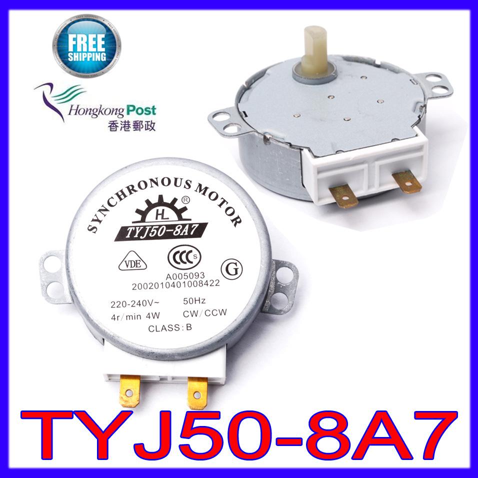 Комплектующие для микроволновых печей SYNCHRONOUS TYJ50/8A7 TYJ50 8A7 TYJ508A7 11 TYJ50-8A7 комплектующие