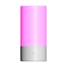Smart Bluetooth Music Box Speaker LED Night Light Dimmable Color Changing Table Desk Lamp Fast Shipping(China (Mainland))