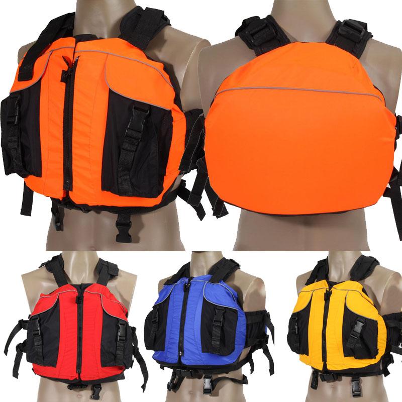 40-100KG free size free shipping boyancy aids vest, jacket kayak life jacket, white water rafting, sailing, 5 colors life vest(China (Mainland))