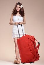 mala de viagem com rodinha Trolley Bag Portable Soft Way Wheels Travel Suitcase Rolling Luggage Travel Bag HOT(China (Mainland))