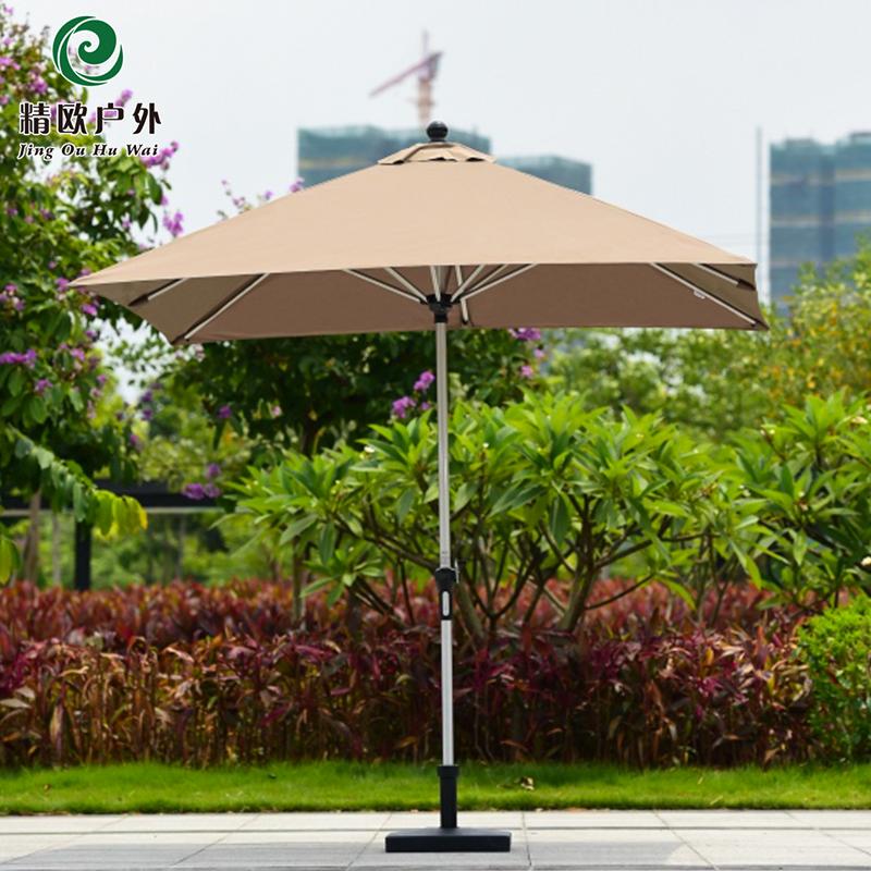 Outdoor patio table and chairs for balcony column aluminum folding umbrella sun umbrellas<br><br>Aliexpress