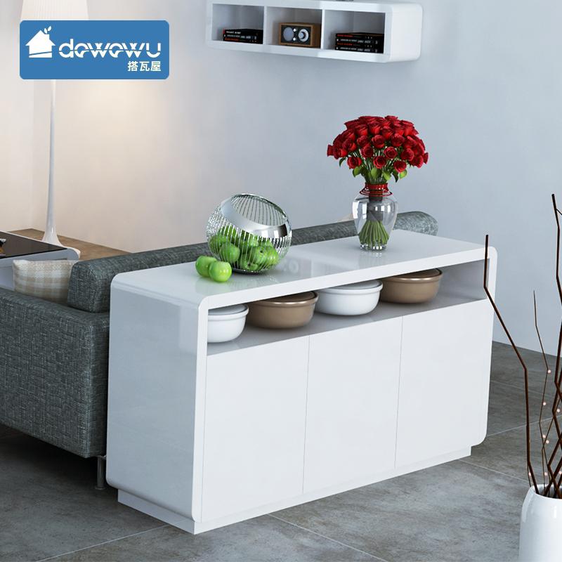 Prendere piastrelle credenza moderna e minimalista laccato for Armadio ikea bianco