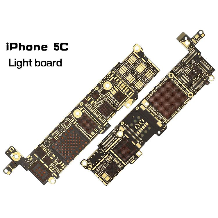 100% New Motherboard Main Logic Bare Board For iPhone 5C Replacement Part Naked nude Board for Apple iphone 5C(China (Mainland))