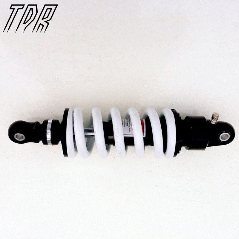 TDR New 280mm Rear Shock Absorber Suspension Spring for ATV quad buggy 110/125CC XB Motorcycle Parts Moto Shocks HHY(China (Mainland))