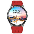 KW88 Hot Electronics Kingwear Smart Watch phone Android 5 1 GPS 2 0MP Camera Pedometer Heart