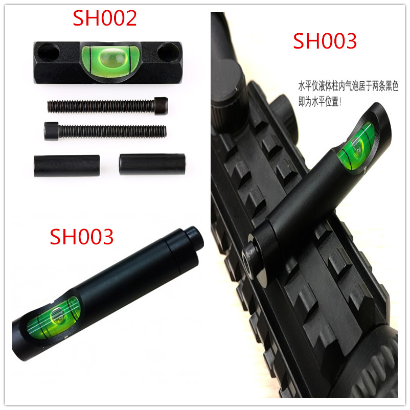New Alloy Bubble Spirit Level for 30mm/11MM Laser Rifle Scope Mount Ring Sight Bolt On For Hunting<br><br>Aliexpress