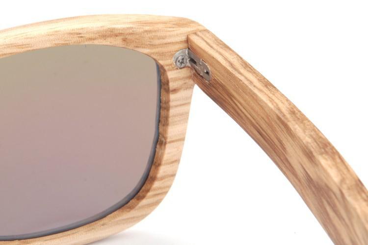 (20pcs/lot)  New Wood Sunglasses Women and Men Multisex