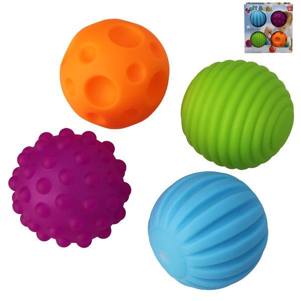7cmm Baby Touch Hand Ball Toys Baby Training Ball Massage Soft Ball Small Rubber Balls Baby Toy Train Education Toys For Baby(China (Mainland))