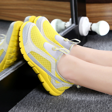 New Lightweight Breathable Woman Casual Shoes Adult Shoes 2016 Hot Sale High quality fashion walking shoes size 35-40