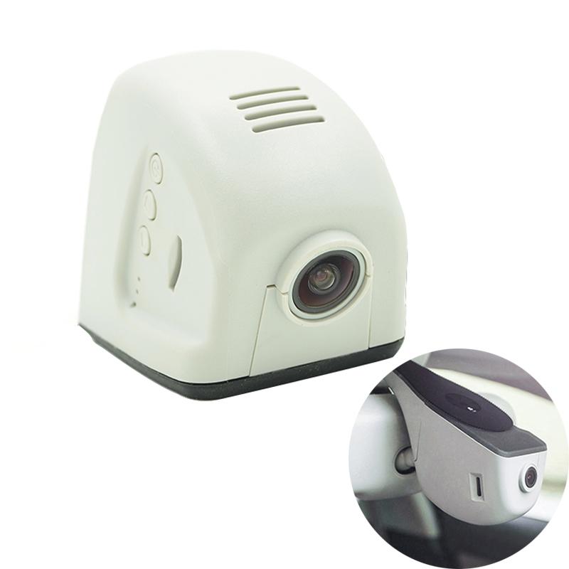 Самые новые 1:1 скрытый Автомобильный видеорегистратор hd1080p определения 170 градусов G-сенсор с разрешением 16 МП и 60 кадров в секунду WiFi для Ауди А1 А3 А4 А7 А8 В3 В5 В7 Х. 264 приложение управления