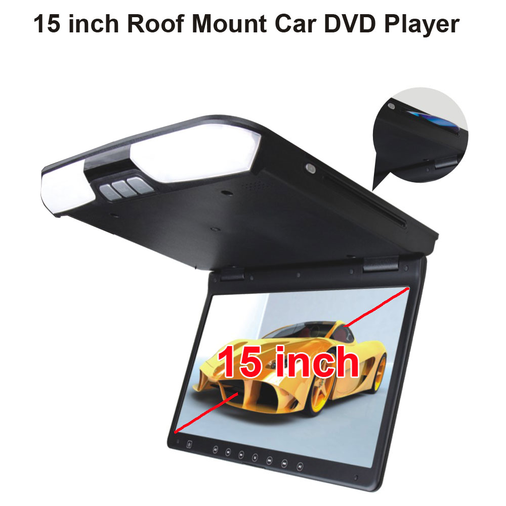 15 inch Roof Mount Car DVD Player(China (Mainland))