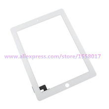 for ipad 2 Digitizer For ipad 2 IPAD2 Touch Screen Assembly with free opening tools & 3M Adhesive Glue Sticker 023