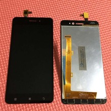 High quality Tested working lcd display touch screen digitizer assembly for Lenovo S60 S60W cell phone panel replacement