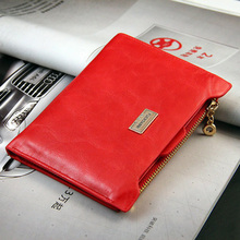Hot Sale Women Wallets Brand Design High Quality 2015 New Fashion Zipper Women Purse Bag Credit Card Holder Carteira Feminina