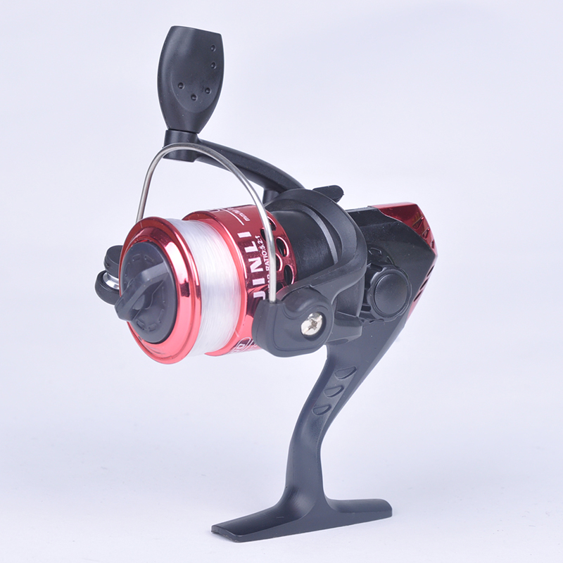Saltwater Fighter Spinning Fishing Reel 3 ball bearing 2 Control Systems Right Left Hand Fishing Reels