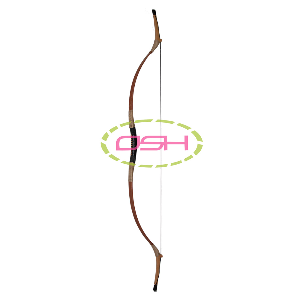 60# Archery Recurve Bow 32inch Traditional Longbow for RH/LH<br><br>Aliexpress