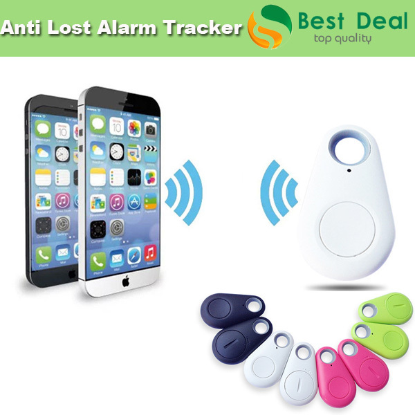 2015 Portable Smart iTag Wireless Bluetooth 4.0 Anti Lost Alarm Tracker GPS Locator for Pets Kids for iPhone Samsung Android(China (Mainland))
