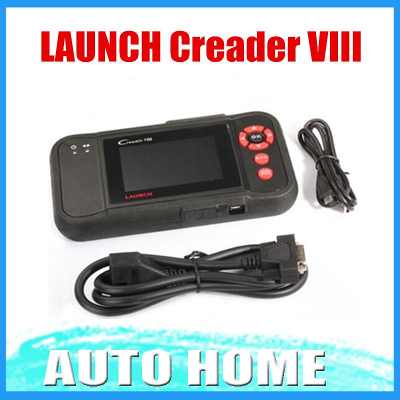 [LAUNCH Distributor]100% Original Launch Creader VIII Code Reader 8 Launch Creader8 Free Shipping(China (Mainland))