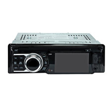 Factory price Car Stereo In-Dash FM Aux Input DVD/CD USB MP3 Receiver Player 2303 51207(China (Mainland))