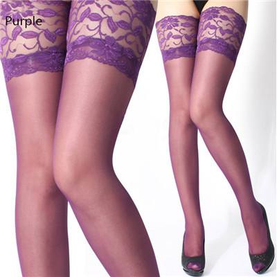 Открытым носком колготки чулки прозрачный длинные весна сексуальные женские колготки без silical гель