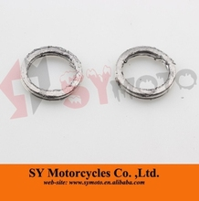 copper golden Exhaust Pipe Gasket for pit bike dirt bike ATV(China (Mainland))