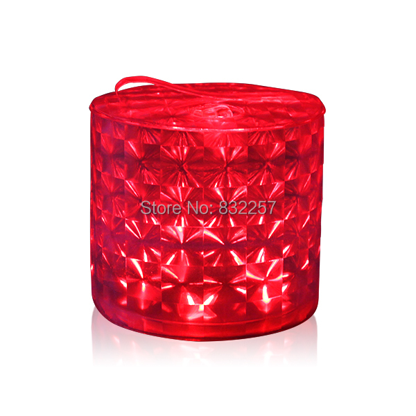 2015 new year biggest promotion waterproof Remote Control RGB color change led light solar tent lantern with 1000mah()