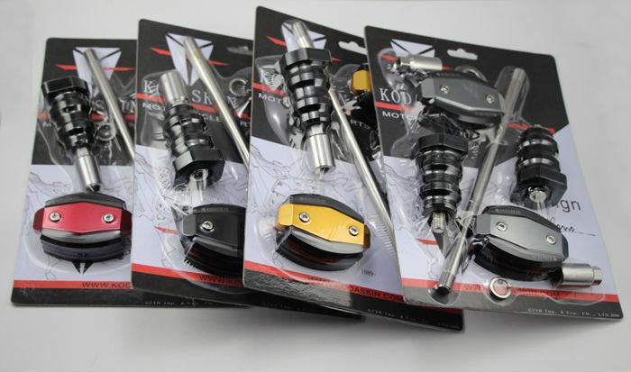 KODASKIN Crash CNC Aluminum Motorcycle body Slider Frame Sliders Protector Falling Protection For Diavel Multistrada 1100 1200S <br><br>Aliexpress