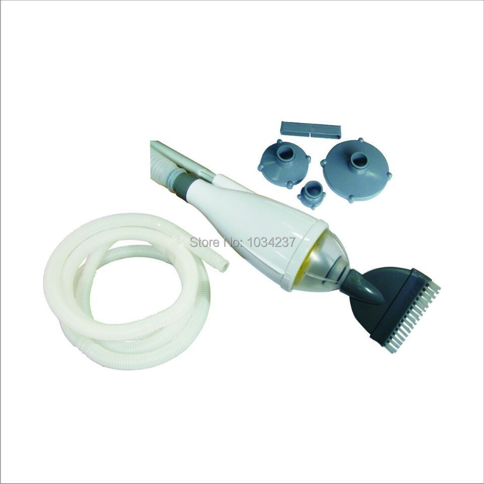 Free shipping Pool Vacuum Kit for Intex or Bestway and Inftable pools Intex jet vacuum kit making your pool clean(China (Mainland))