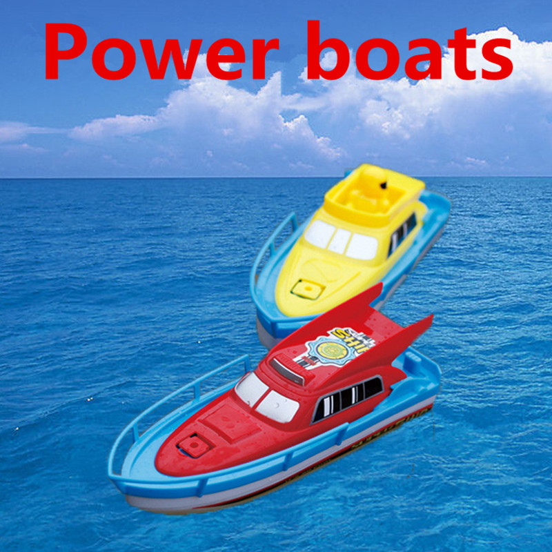 Children of non-electric boats remote control ship model motorboat baby bathing, swimming toys, free shipping(China (Mainland))