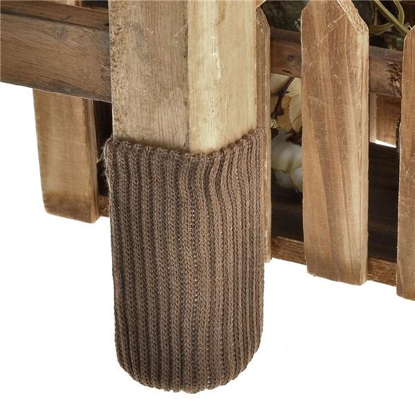 Tisch-Fu/ß-Abdeckungen Stuhl-Bein-Socken 24pcs