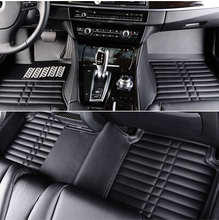 & ! Custom special floor mats Fiat Bravo 2011-2008 non-slip waterproof carpet fo 2013 - Mary Auto Accessories shop store