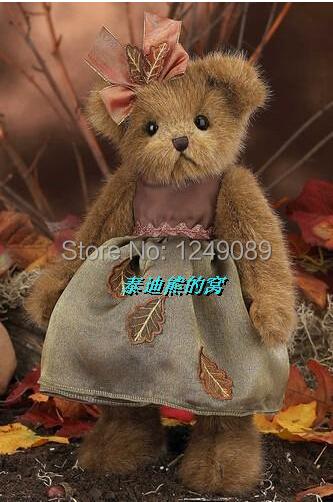 HIgh quality Bearington plush teddy bear decoration wedding / chirsmas / birthday gift for baby(China (Mainland))