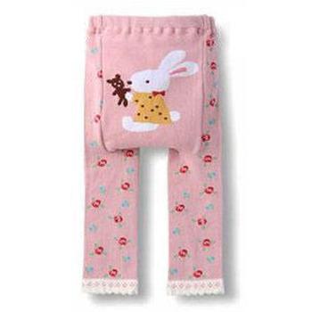 New Baby Toddler Boys Girl Cute Cartoon Printed Legging Tights Warmer Socks PP Pants