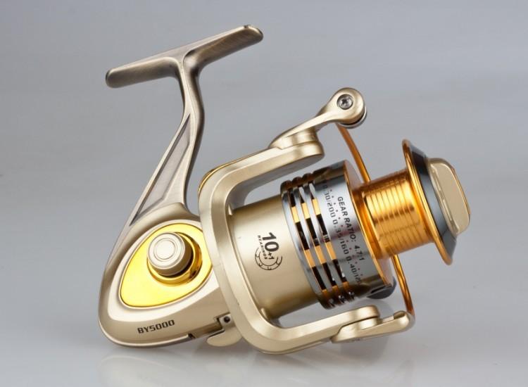 BY full metal reel seat reel fishing reel fish sea Rod ...