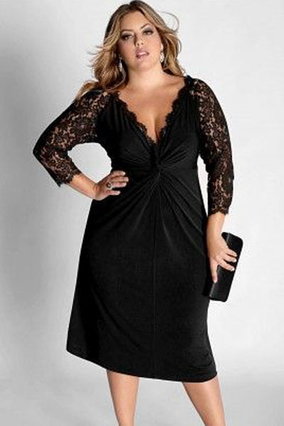 Nice dresses for plus size
