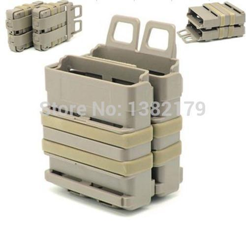 High quality Fast Attach Tactical Pouch Molle System for MAG DE (7.62) Outdoor Accessory Magazine Fast bags Free shipping(China (Mainland))