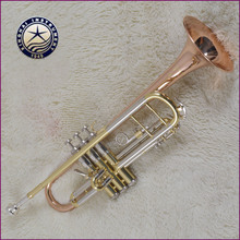 Lynx authentic sounds of musical instruments Xinghai Xinghai authorized lifetime warranty card XT-210 bB Trumpet(China (Mainland))