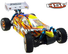 HSP 94107(pro) Off Road Buggy Rc Car 1/10 Scale Models Electric Power 4wd rc car Racing HSP Electric Car P1