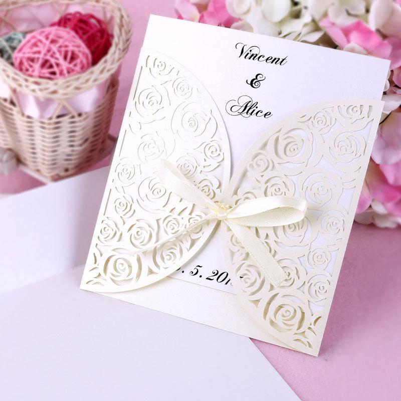 evening wedding invites packs popular evening wedding invitations buy cheap evening - Cheap Wedding Invitations Packs