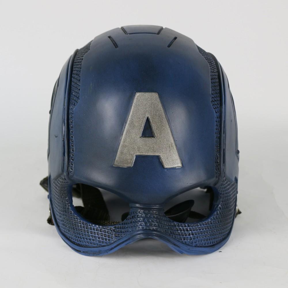 2016 Movie Superhero Helmet Captain America Civil War Helmet Mask Cosplay Steven Rogers Halloween Helmet For Collection33