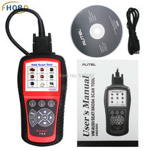 Autel VAG 505 VAG505 Scan Tool For VW AUDI SEAT SKODA All System DHL Free Shipping(China (Mainland))