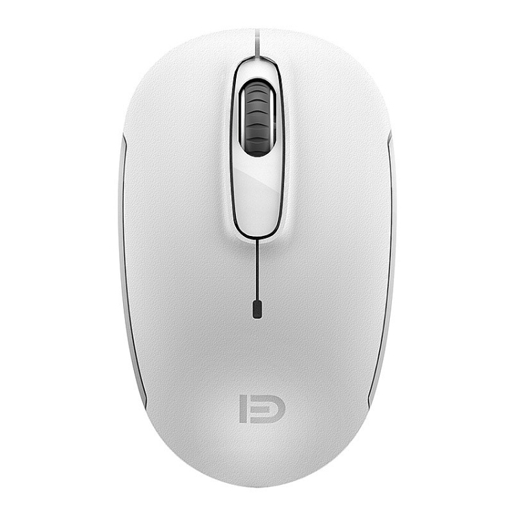 2.4G Wireless Mouse Mouse cute fashion business office wireless mouse white mouse(China (Mainland))