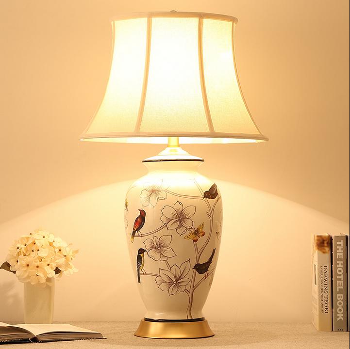 bleu lampe de table de base promotion achetez des bleu lampe de table de base promotionnels sur. Black Bedroom Furniture Sets. Home Design Ideas